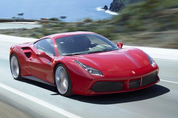 : richiamo per le Ferrari