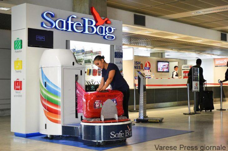 Safe Bag: Business Plan molto ambizioso