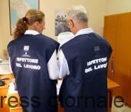 Catania. Ispettorato del lavoro, 11 su 15 in nero nelle case di riposo
