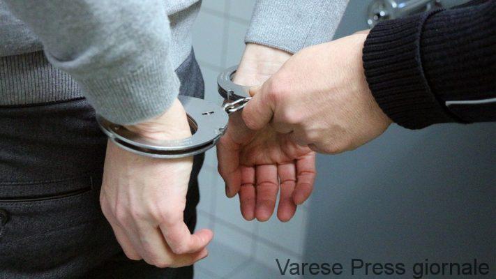 Varese: arrestato stalker albanese sessantenne
