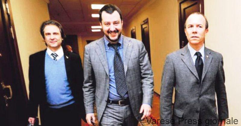 Gianluca Savoini è  un uomo della Lega?