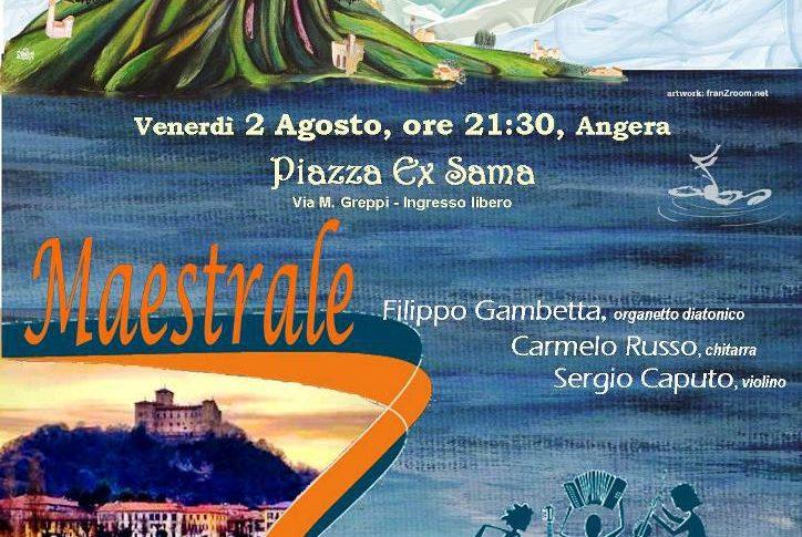 Angera: Festival Il Lago Cromatico