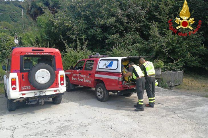 Cremenaga: soccorsi turisti in difficoltà