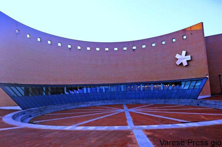 Ma*Ga e biblioteca civica nella sede museale di via De Magri.