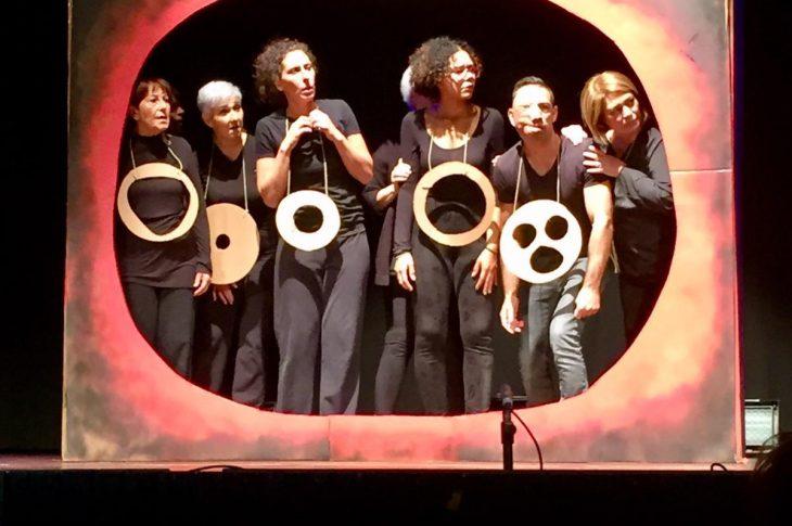 """Emozioni in scena al Teatro Nuovo con lo spettacolo """"Sbuco"""""""