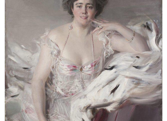 """a Palazzo Verbania il """"Ritratto di Lady Nanne Schrader, nata Wiborg"""""""
