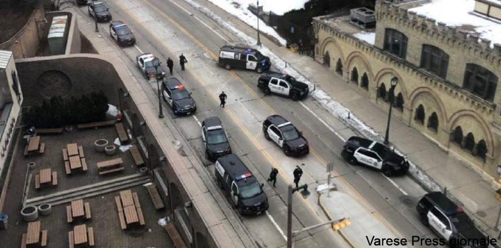 Milwaukee: sparatoria con sette morti