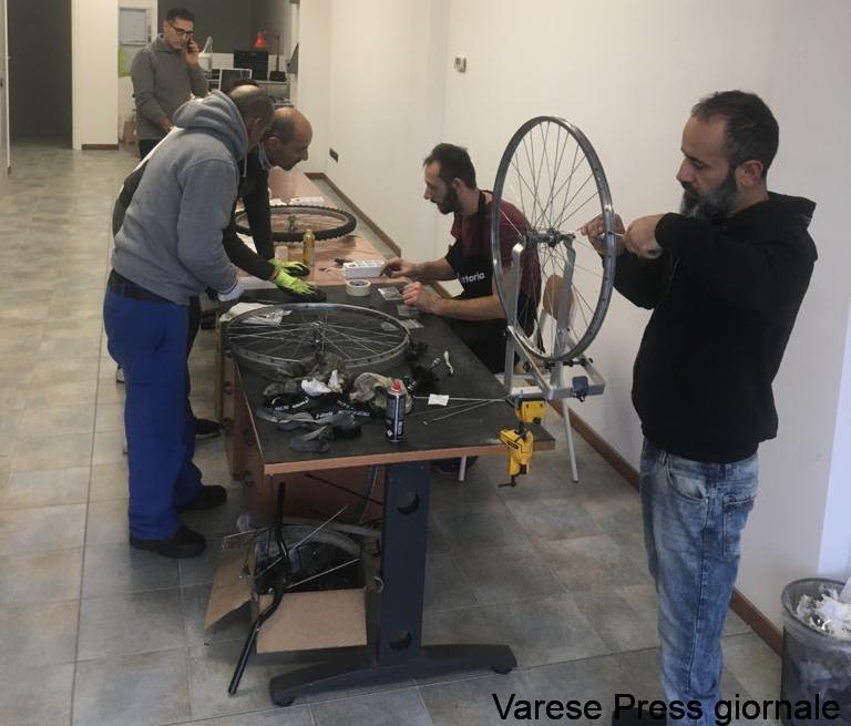 Rescaldina, incontro con Ciclofficina  per ripensare la mobilità sostenibile