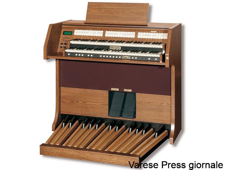 Mornago dimissioni dell'organista.